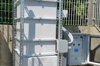 Impianto a decontaminazione controllata - Comune di Porto Santo Stefano