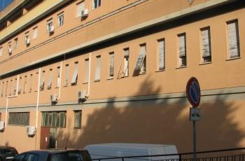Reparto Intramoenia Piano Terra – Ospedale Provinciale S.Giuseppe di Albano Laziale