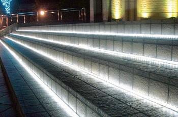 Impianti di illuminazione in opificio industriale