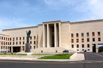 """Università degli studi di Roma """"La Sapienza"""" edificio Rettorato - Uffici ex Protocollo"""
