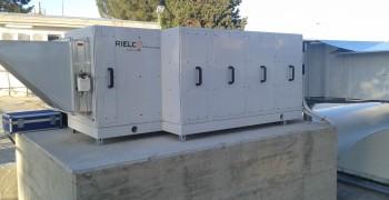 Tecnoparco Val Basento Pisticci Scalo(MT) – Sistema di abbattimento ADECO
