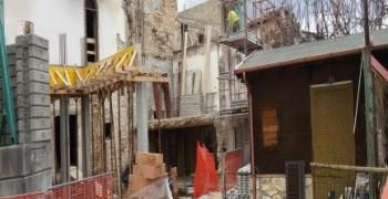 """Interventi Post-sisma - """"Aggregato 516"""" Sant'Angelo di Bagno (AQ)"""