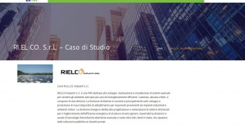 """RI.EL.CO. """"STORIE DI SUCCESSO"""" a livello Europeo"""
