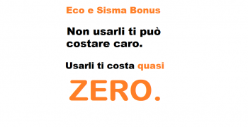 SISMA & ECO BONUS, affidati all'esperienza di RI.EL.CO.