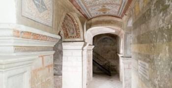 Conservazione e recupero Cripta Santa Agnese in Agone