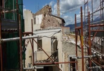 """Interventi Post-sisma - """"Aggregato 515"""" Sant'Angelo di Bagno (AQ)"""