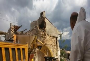 """Interventi Post-sisma - """"Aggregato 802"""" Sant'Angelo di Bagno (AQ)"""