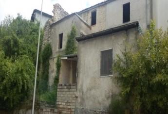 """Interventi Post-sisma - """"Aggregato 905"""" Sant'Angelo di Bagno (AQ)"""